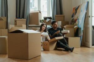 Husband Moving