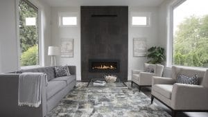 How To Warm Your Home With A Luxe & Efficient Fireplace