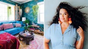 Designer Spotlight: Justina Blakeney Is Breathing New Life Into Boho Style