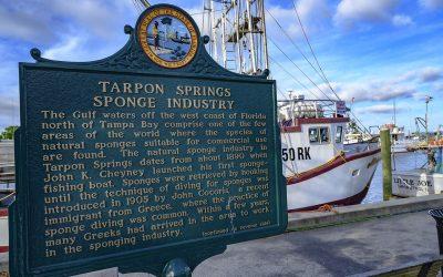 Retire in Tarpon Springs, Florida